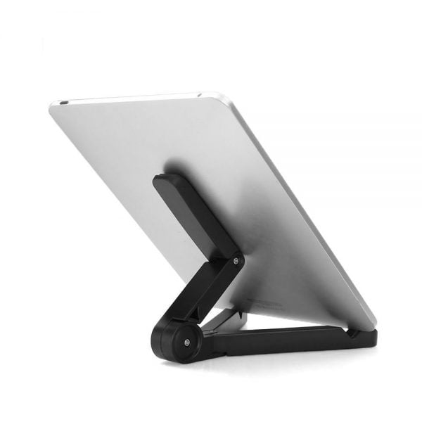 Generic Multi-Angle Portable & Universal Stand 7-10 inch Black Cradle for Tablets