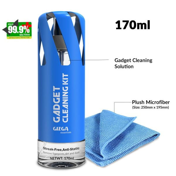 Gizga Essentials Gz-Ck-102 Professional Cleaning Kit