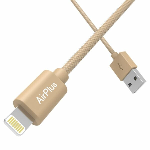 AirPlus AP-AX-905-GLD 8 Pin Lightning to USB Cable