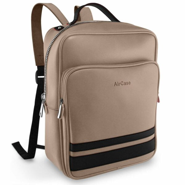 AirCase C56 Vegan Leather 20 Litre Laptop Backpack