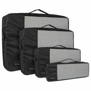 Team Luggage Organizer Bag & Pouch