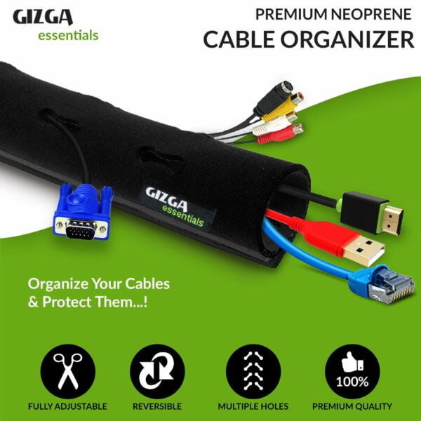 Gizga Cable Organiser Manager