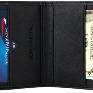 Blue Protected Bifold Slim
