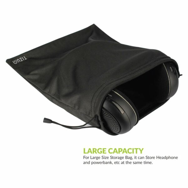 Tizum Multi-Functional Travel Carrying Pouch Bag