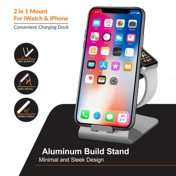 Tizum Charging Stand for Apple Watch